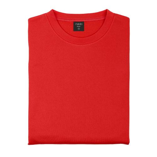 Adult Technique Sweatshirt Kroby in red