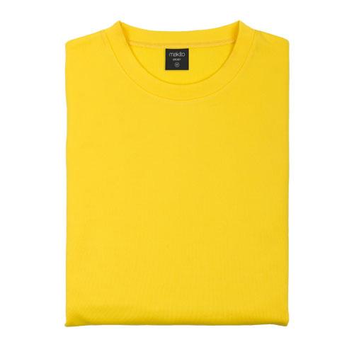 Adult Technique Sweatshirt Kroby in yellow