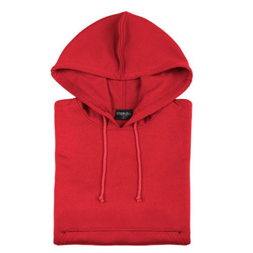 Adult Technique Sweatshirt Theon in red