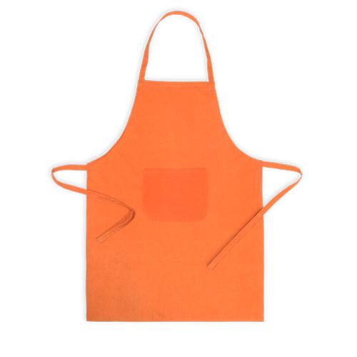 Apron Xigor in orange