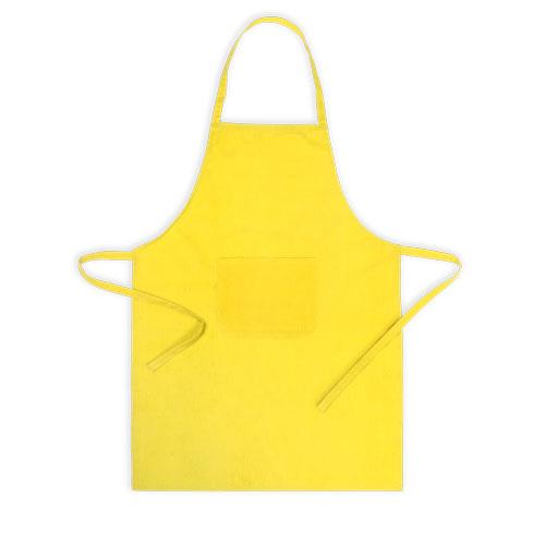 Apron Xigor in yellow