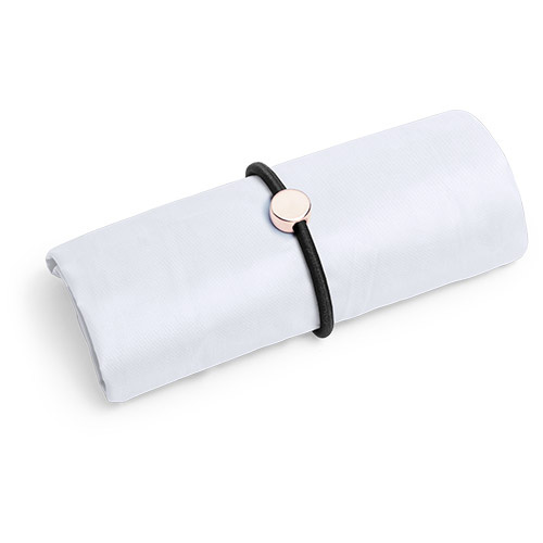 Foldable Bag Conel in white