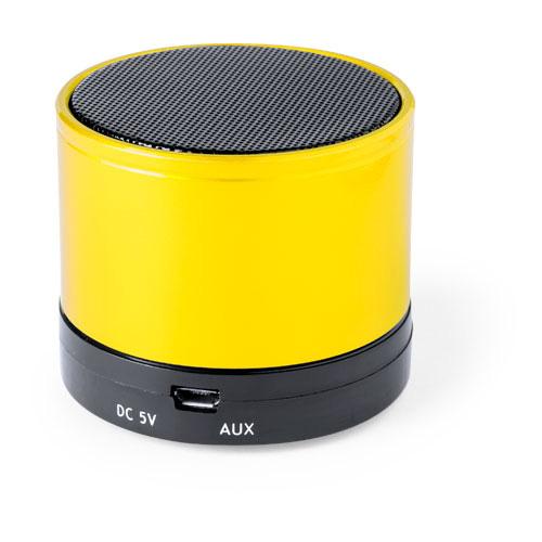 Speaker Martins in yellow