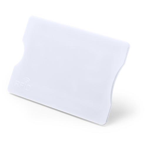 Card Holder Randy in white