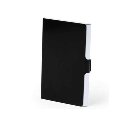 Card Holder Gilber in black