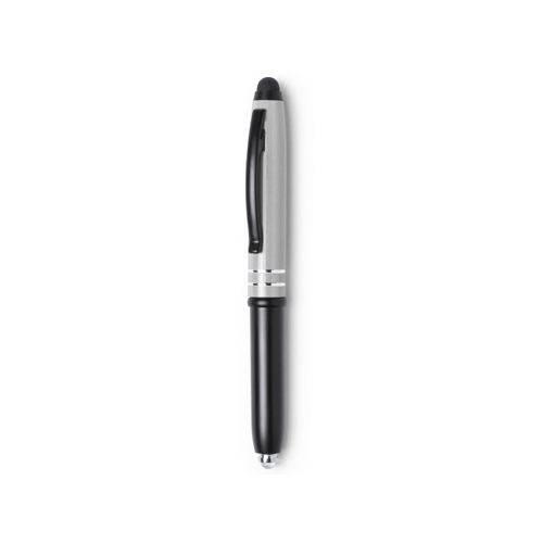Stylus Touch Ball Pen Corlem in silver