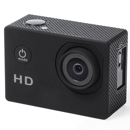 Action Camera Komir in black