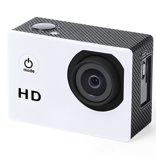 Action Camera Komir in white
