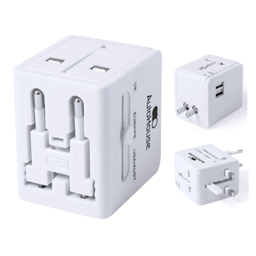 Plug Adapter Celsor | Sussex Promotions | Promotional Product Experts