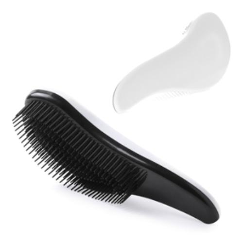 Hairbrush Dolty in white
