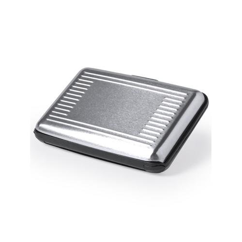 Card Holder Rainol in silver