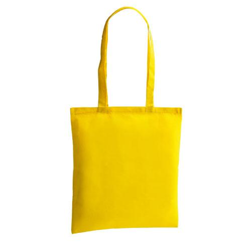 Bag Fair in yellow