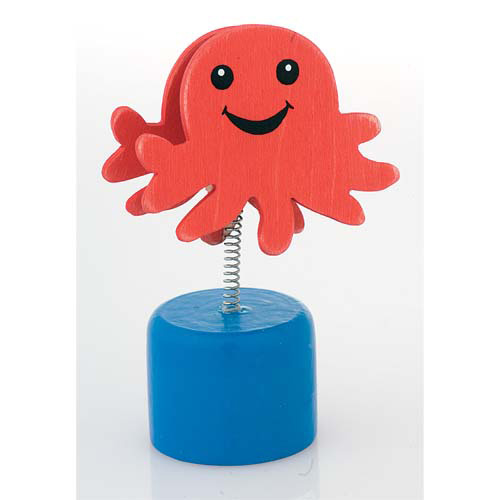 Clip Memo Holder Sharpener Hood in red