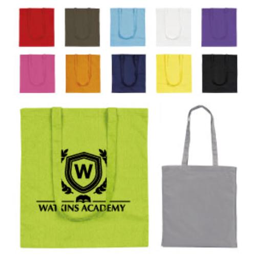 Coloured Shopping Bag