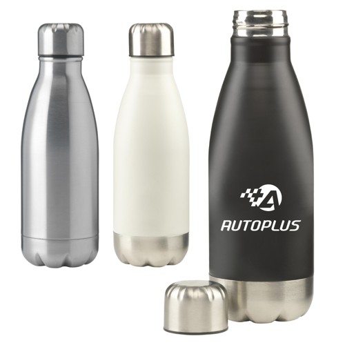 Double-walled, Stainless Steel Water Bottles