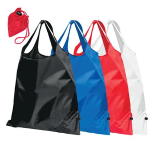 Pocket Folding Shopper Bag
