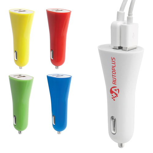 Duo USB Charger