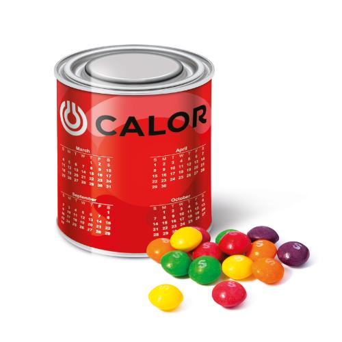 Calendar Tin Skittles