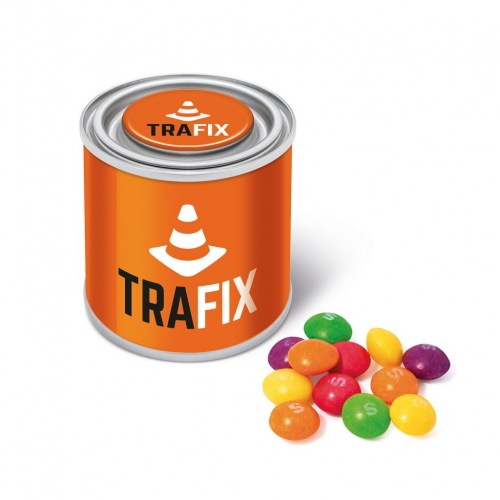 Small Paint Tin Skittles