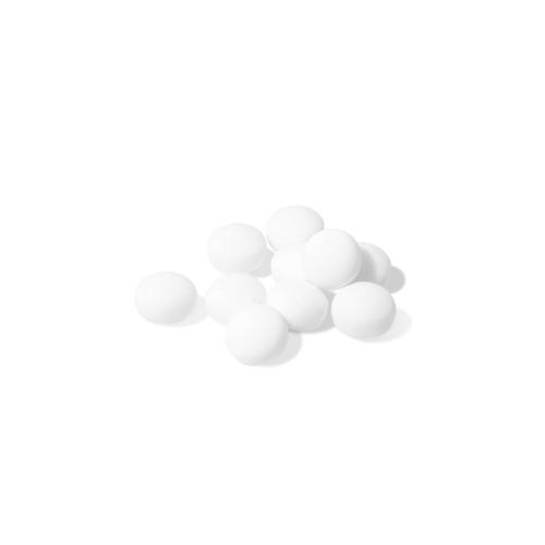 White Sweet Tin Mint Imperials