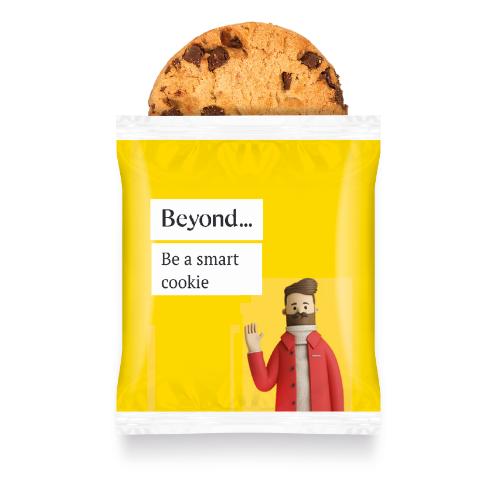 Paper Flow Bag - Maryland Cookies - x1