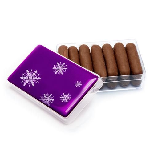 Maxi Rectangle Mini Chocolate Fingers