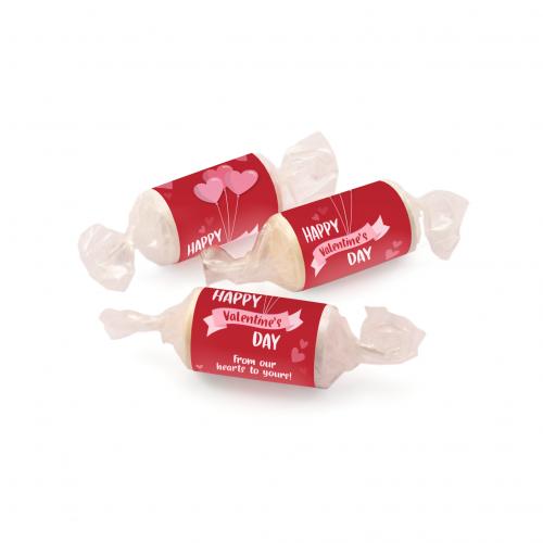 Individual Love hearts Roll