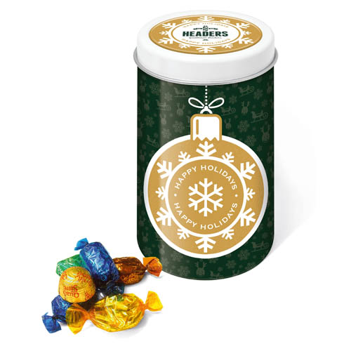 Winter Collection 16 Snack Tin Quality Street