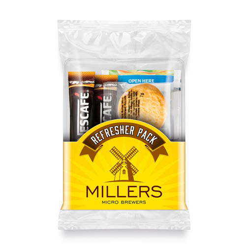 Refresher Pack Option 2 Paper Label