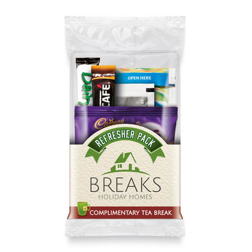 Refresher Pack Option 3 Paper Label