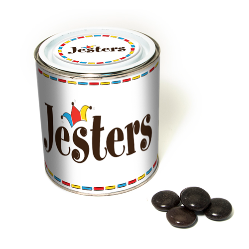 Small Paint Tin Jesters