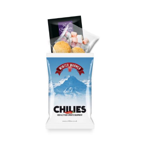 Refresher Pack Flow Bag Winter Warmer DP
