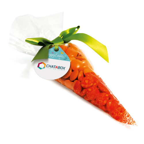 Easter Carrot Bag Beanies