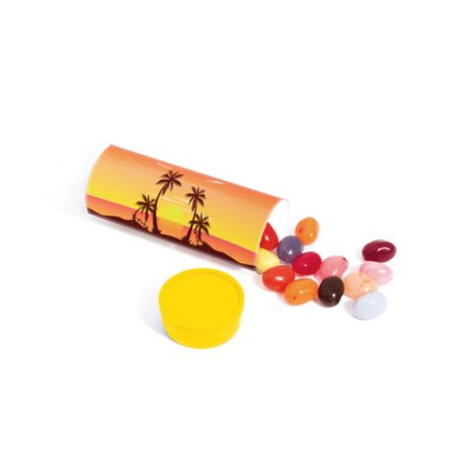 Clear Tube Midi The Jelly Bean Factory Beans