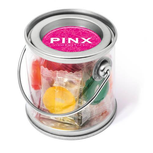 Mini Bucket Polo Fruits