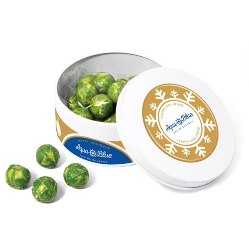 Winter Collection 16 Treat Tin Sprouts