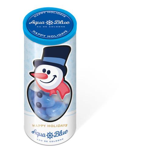 Christmas Clear Tube Midi Snowballs