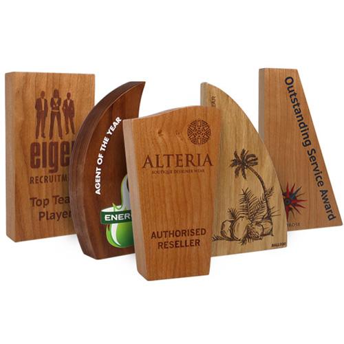 Real Wood Award 70x125mm