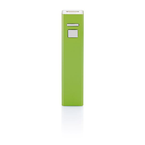 2.200 mAh backup battery, green