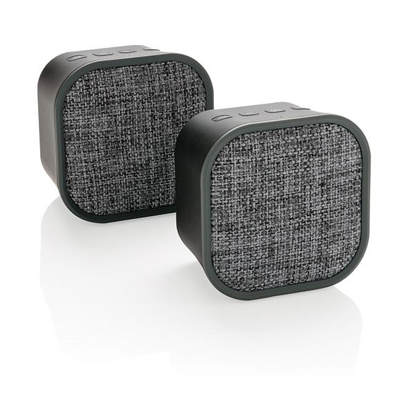 Wireless double speaker
