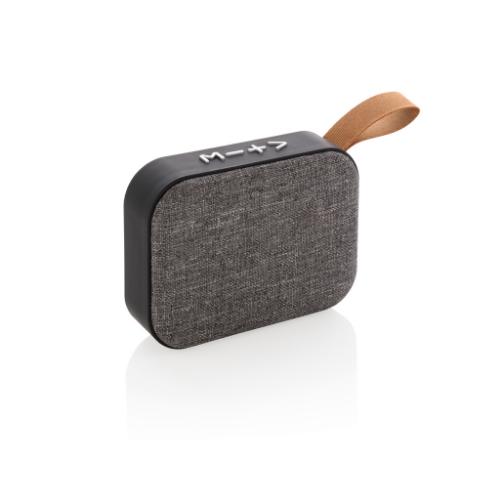 Fabric trend speaker