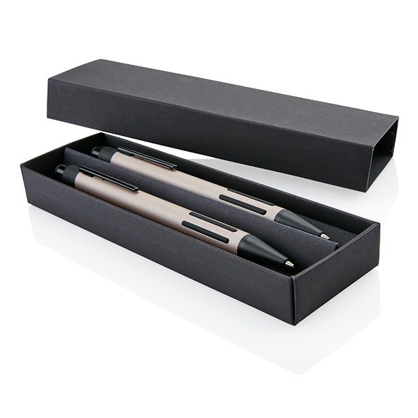 Elegance 2pcs stylus set, gold