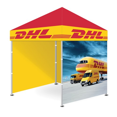 3 X 3M Marquee (Roof, Valance & 3 Walls)