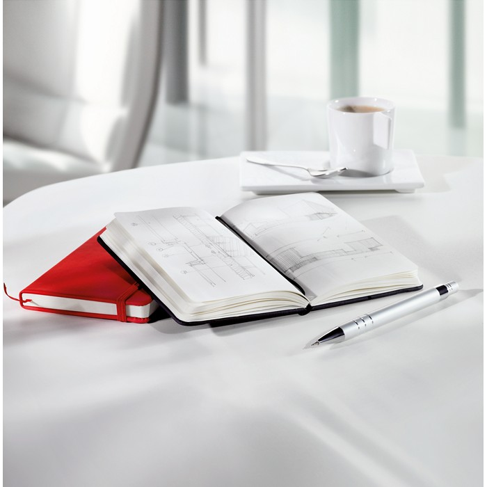 Promotional 96 pages notebook