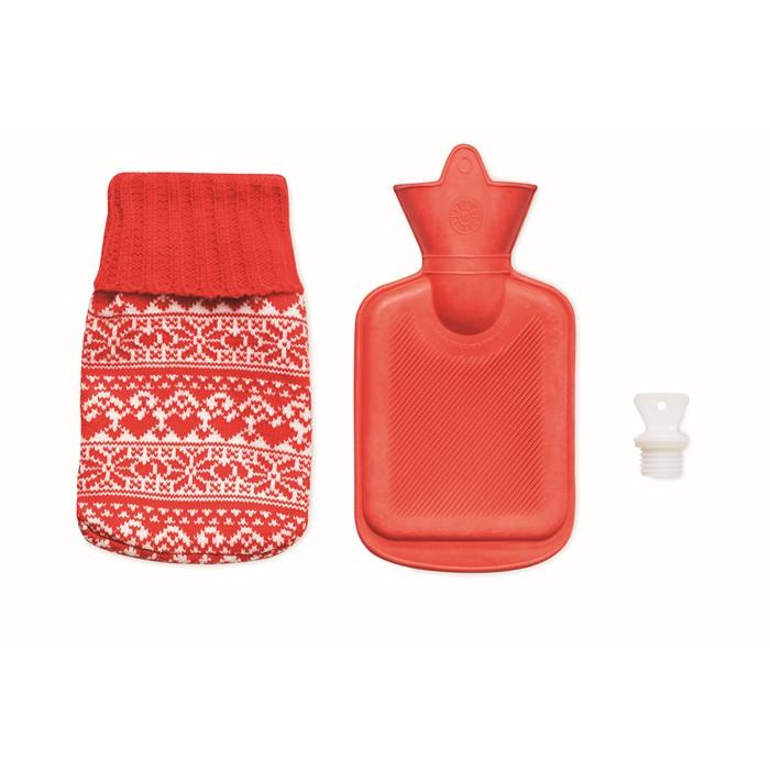 Corporate Hot water bottler