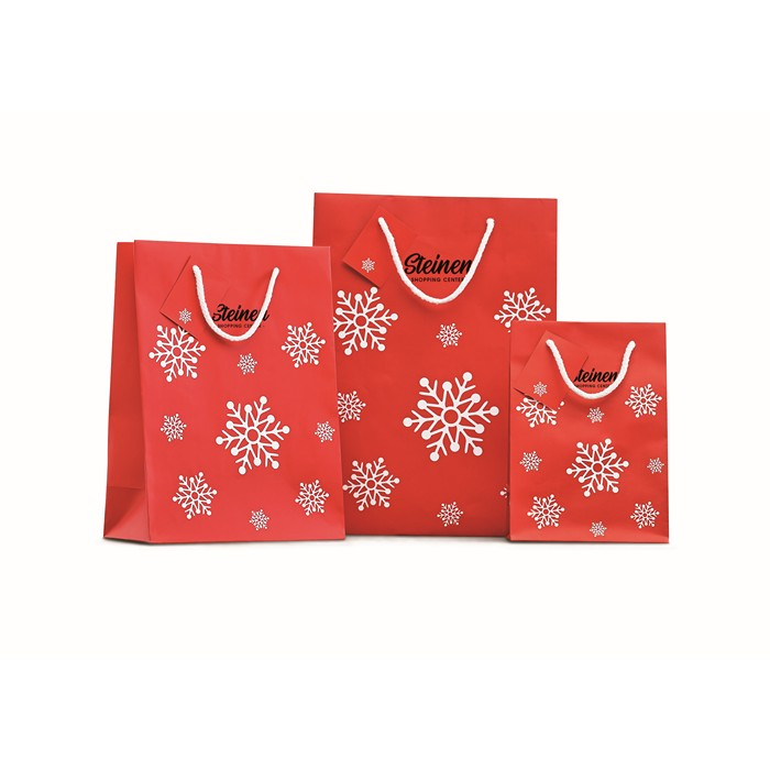 Branded Gift paper bag small