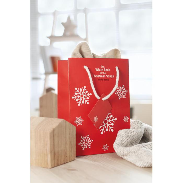 ImPrinted Gift paper bag medium