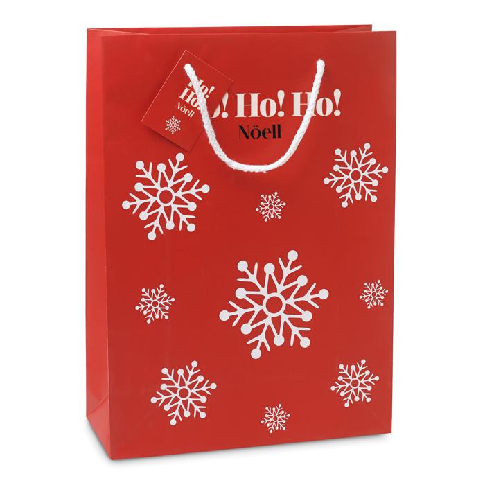 Branded Gift paper bag large
