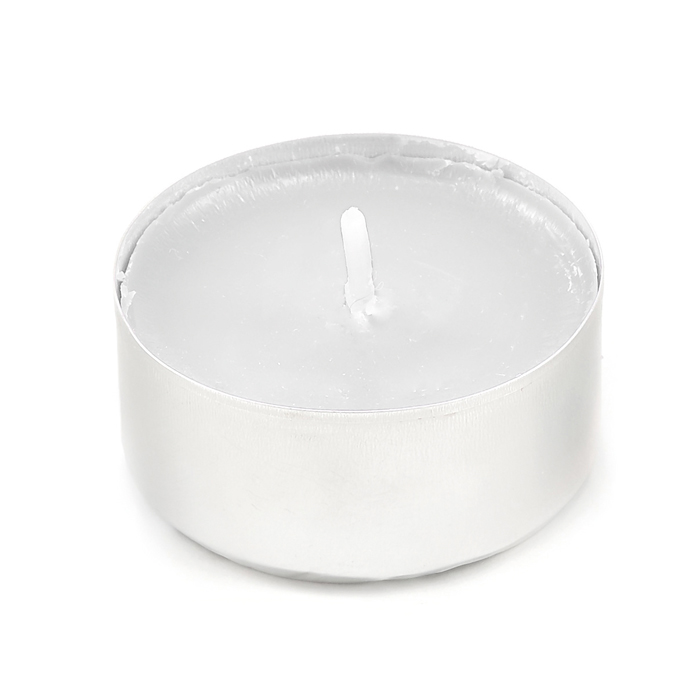 Branded Personalised candles Candle holder with tealight