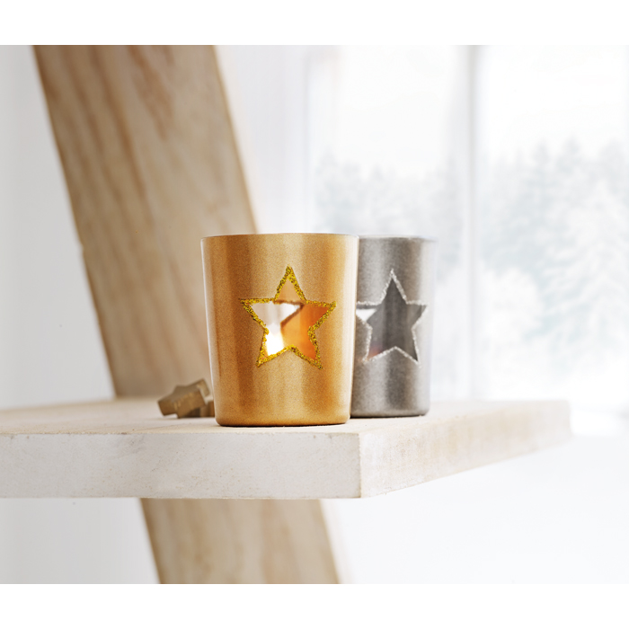 Business Candle holder with tealight
